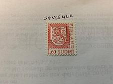 Buy Finland Definitive Lion 1.60 mnh 1986 stamps