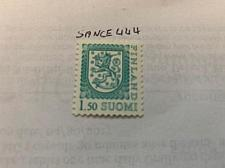 Buy Finland Definitive Lion 1.50 mnh 1985 stamps