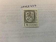 Buy Finland Definitive Lion 1.70 mnh 1987 stamps
