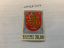 Buy Finland Definitive Lion 20.00 mnh 1978 stamps