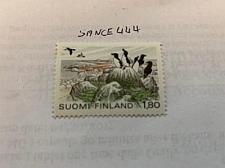 Buy Finland National Parks Birds 1983 mnh stamps