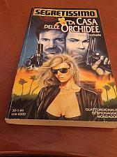 Buy Italian book Segretissimo La casa delle orchidee n.1246 libro