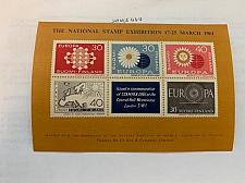Buy Finland Europa s/s 1961 mnh stamps