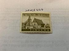 Buy Finland Definitive Church 1963 mnh stamps