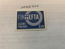 Buy Finland Customs EFTA 1967 mnh stamps
