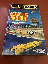 Buy Italy book Segretissimo 1242 Operazione Scarlet di Dicembre 1993 libro