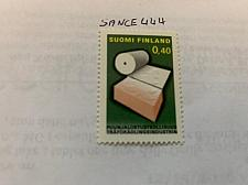 Buy Finland Wood industry 1968 mnh stamps