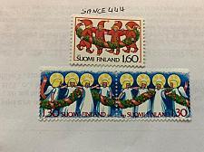 Buy Finland Christmas 1986 mnh stamps