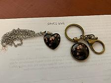 Buy Twilight keyring and chain new