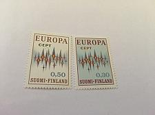 Buy Finland Europa 1972 mnh stamps