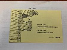 Buy Finland Architecture booklet 1979 mnh stamps