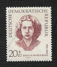 Buy German DDR Hinged Scott #B86 Catalog Value $.25
