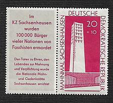Buy German DDR Hinged Scott #B70L Catalog Value $.85