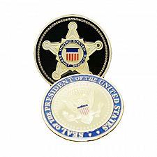 Buy United States Secret Service souvenir coin