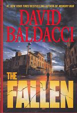 Buy The Fallen (Memory Man) by David Baldacci 2018 Autographed Hardcover Book - Like New