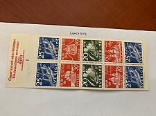 Buy Sweden Ships booklet mnh 1966 stamps