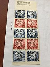 Buy Sweden Lunds booklet mnh 1968 stamps