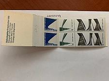 Buy Sweden Tjorn bridge booklet mnh 1969 stamps