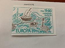 Buy Sweden Europa booklet mnh 1989 stamps