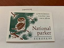 Buy Sweden Europa booklet mnh 1999 stamps
