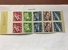 Buy Sweden Stockholmia booklet 1972 stamps
