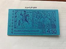 Buy Sweden Christmas booklet mnh 1973 stamps