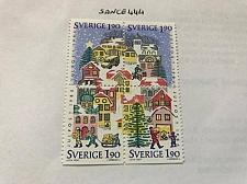 Buy Sweden Christmas block mnh 1986