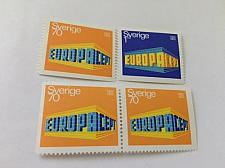 Buy Sweden Europa 1969 mnh stamps