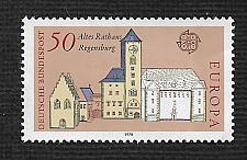 Buy Germany Hinged Scott #1271 Catalog Value $.75