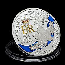 Buy Happy birthday uncirc. souvenir coin new 2016