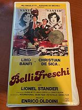 Buy Italy Belli freschi film Lino Banfi VHS film movie