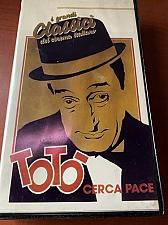 Buy Italy Toto cerca pace film VHS film movie 1987