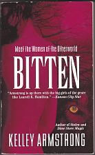 Buy Bitten by Kelley Armstrong 2004 Paperback Book - Very Good