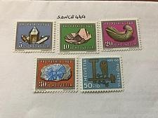 Buy Switzerland Pro Patria 1960 mnh stamps