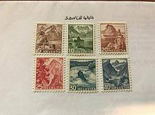 Buy Switzerland Definitives 1948 mnh stamps