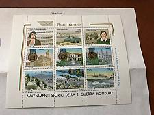 Buy Italy End of the war s/s mnh 1995 stamps