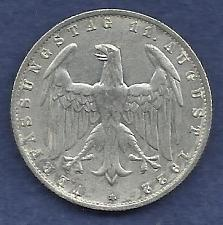 Buy GERMANY 3 Mark 1922 A Coin - Weimar Republic KM#29
