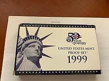 Buy United States San Francisco proof set S coins 1999
