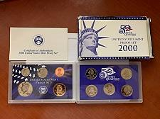 Buy United States San Francisco proof set S coins 2000