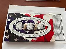 Buy United States Platinum Quarter Collection Philadelphia Mint coin Edition 2002