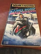 Buy Italy book Segretissimo 1238 James Bond Morsa di ghiaccio libro 1993