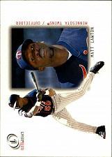 Buy 2001 Fleer Legacy Baseball #72 Matt Lawton
