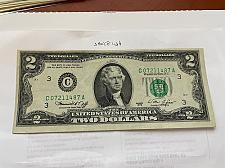 Buy United States Jefferson $2 crispy banknote 1976 #18