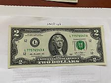 Buy United States Jefferson $2 uncirc. banknote 2013 #19