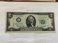 Buy United States Jefferson $2 crispy banknote 1976 #19