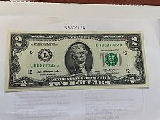 Buy United States Jefferson $2 uncirc. banknote 2013 #23