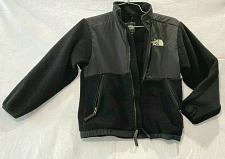Buy The North Face Fleece Polartec Jacket Boys Garcons Black Size Small