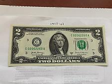Buy United States Jefferson $2 uncirc. banknote 2017 #5