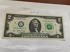 Buy United States Jefferson $2 uncirc. banknote 2017 #10