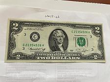 Buy United States Jefferson $2 uncirc. banknote 1976 #21